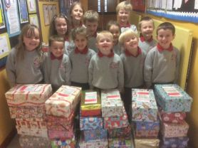 Blytheswood Shoebox Appeal