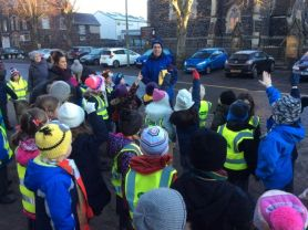 P3 Shared Education Walk