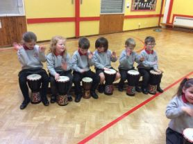 P2 Fun with Drums