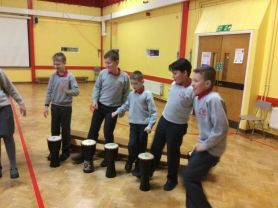 P7 Fun With Drums