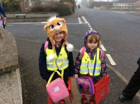 Walk to School Week February 2017
