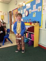 P3 World Book Day