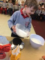 Pancake Day in P1