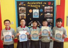 Accelerated Reader- Word Millionaires 14.3.17