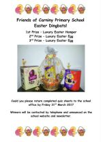 FOCPS - Easter Dingbats Quiz!