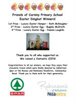 FOCPS - Easter Dingbat Winners!