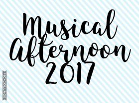 Musical Afternoon 2017