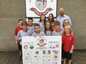 School Council Promotes Anti-Bullying Initiative
