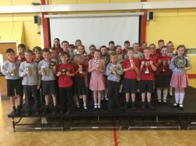 Prize Giving Assembly- 19.6.17