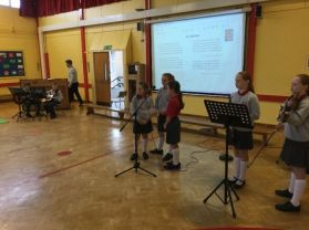 P2 Mrs McLean Assembly