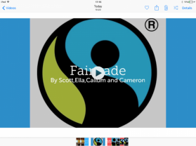 P7S Fairtrade Videos