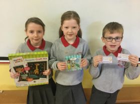Accelerated Reader Prize Winners
