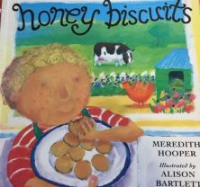 Honey Biscuits in P1/2