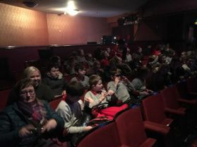 P7 Pantomime Trip to The Grand Opera House