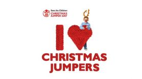 Christmas Jumper Day TOMORROW