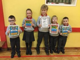 Well done to all our High Flyers this week!