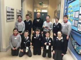 STEM Challenge at St Colmcille's Primary School