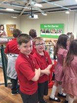 P4 Visit to Pets at Home