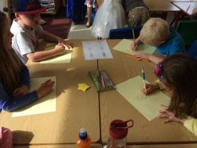 P1/2 celebrate the Queen\'s 90th Birthday!
