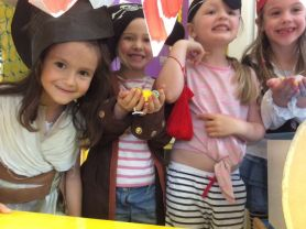 P1/2 Pirate Day