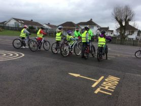 P7 Cycle Training