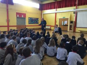 Maurice Todd Viking Storytelling -P6/7 & P6 Shared Education