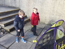 P2 Outdoor play