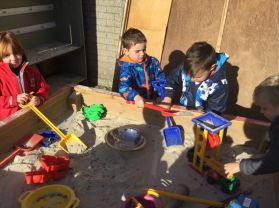 P1 Outdoor Play