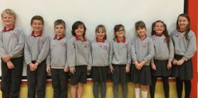 Septembers House Point winners
