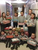 Blythswood Christmas Shoe Box Appeal 2018