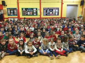 Christmas Extravaganza a Great Success