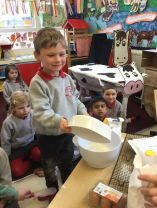 Pancake Fun in P1