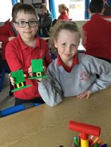 P4 learn about St Patrick's Day