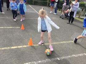 P2 Sports Day
