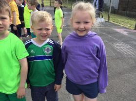P1 Sports Day