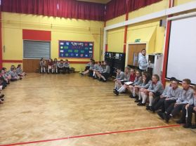 P7S Healty Eating Assembly