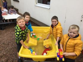 P1/2 Outdoor Play