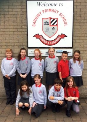 Members of Eco Committee 2016 2017